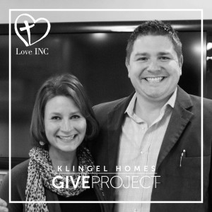 GIVE Project – Love INC – May 2016