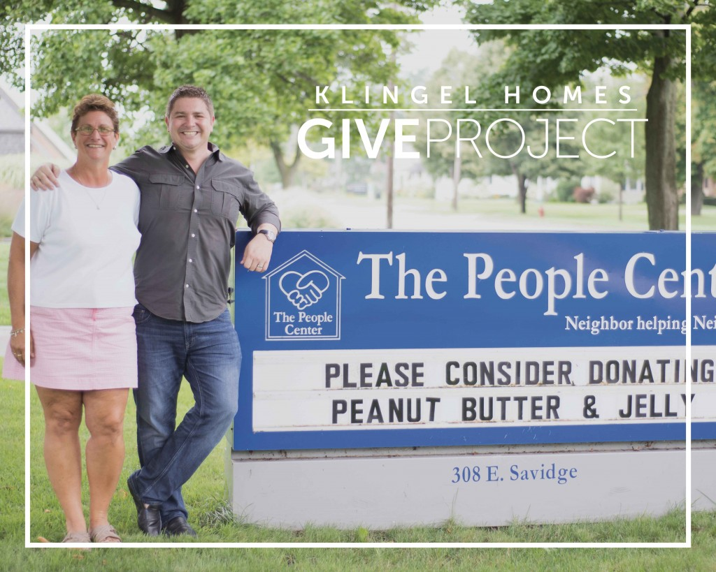 September GIVE Project – The People Center of Spring Lake
